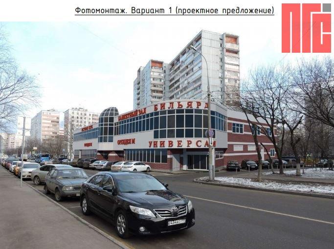 Архитектурно-градостроительное решение объекта, расположенного по адресу: г. Москва, ул. Белореченская, д. 13, стр. 3