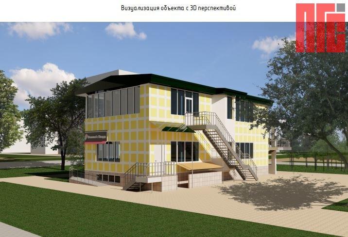 Архитектурно-градостроительное решение объекта, расположенного по адресу: г. Москва, ул. 9-ая Парковая, д. 58
