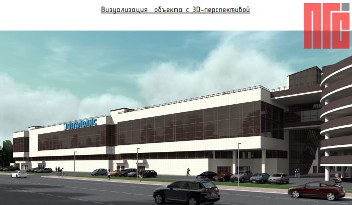 Архитектурно-градостроительное решение объекта, расположенного по адресу: г. Москва, пр-т Андропова, д. 8