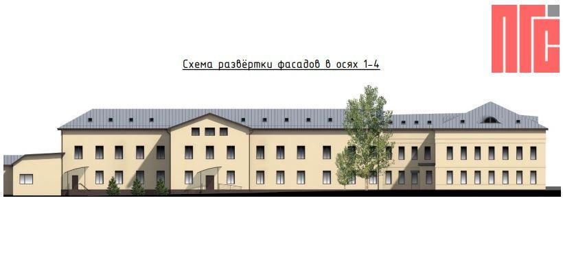 Архитектурно-градостроительное решение объекта, расположенного по адресу: г. Москва, ул. Самокатная, д. 1, стр. 12
