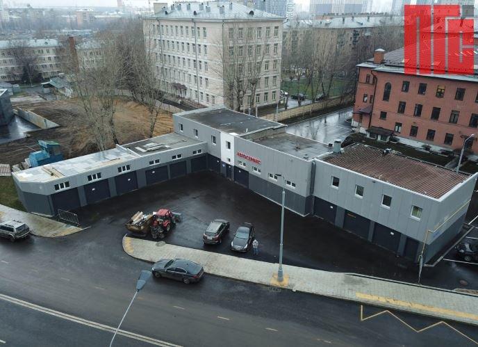 Архитектурно-градостроительное решение объекта, расположенного по адресу: г. Москва, Мукомольный пр-д, д. 2Б, стр. 1