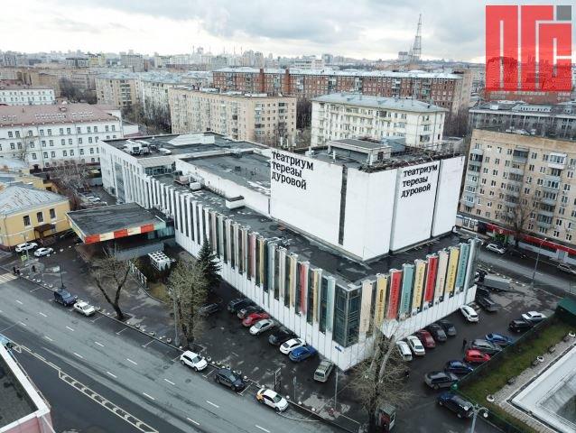 Архитектурно-градостроительное решение объекта, расположенного по адресу: г. Москва, ул. Павловская, д. 6