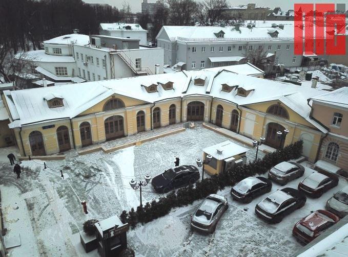 Архитектурно-градостроительное решение объекта, расположенного по адресу: г. Москва, пр-кт Мира, д. 12, корп. 9
