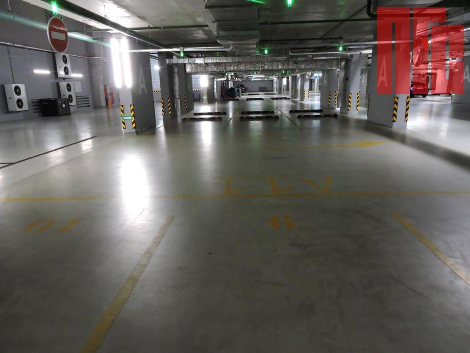 Экспертиза качества устройства пола подземного паркинга