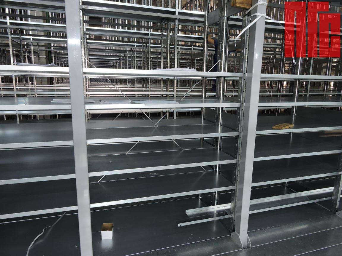 Строительный контроль перевооружения складского комплекса