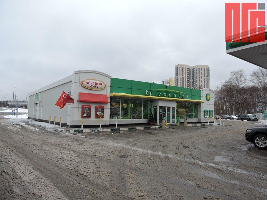 Определение соответствия объекта градостроительным нормативам и правилам, р-н Крылатское, МКАД 60 км, д. 4Б.