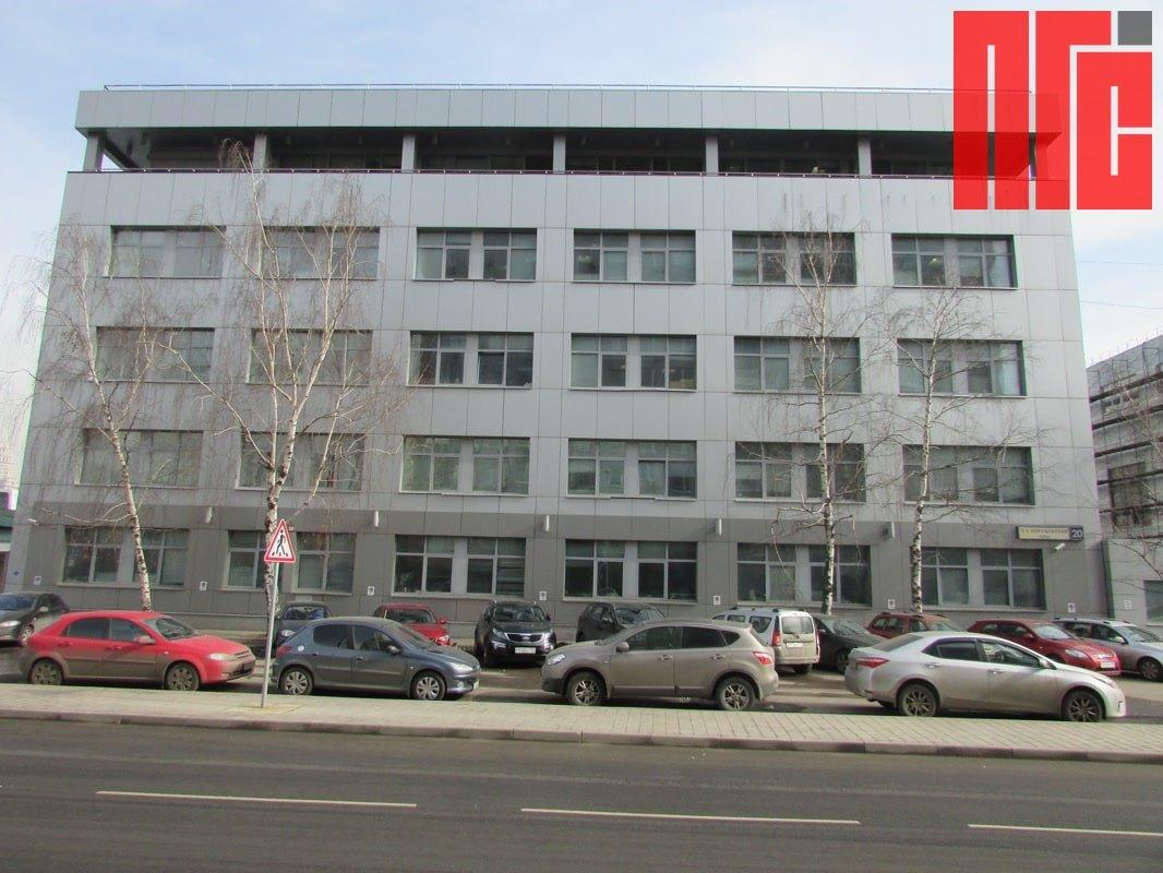 Архитектурно-градостроительное решение объекта, расположенного по адресу: г. Москва,  3-я Хорошёвская улица, д. 20