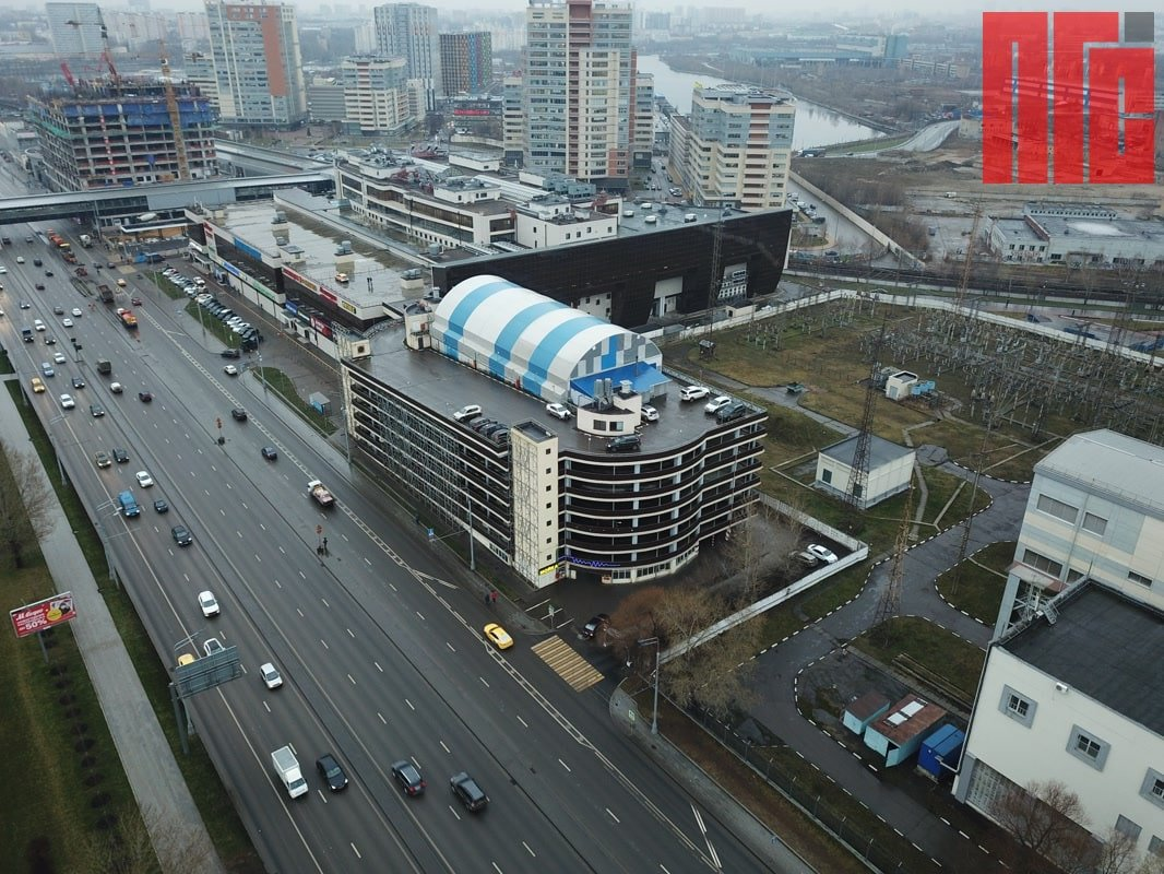Определение соответствия объекта градостроительным нормативам и правилам, проспект Андропова, д. 8.